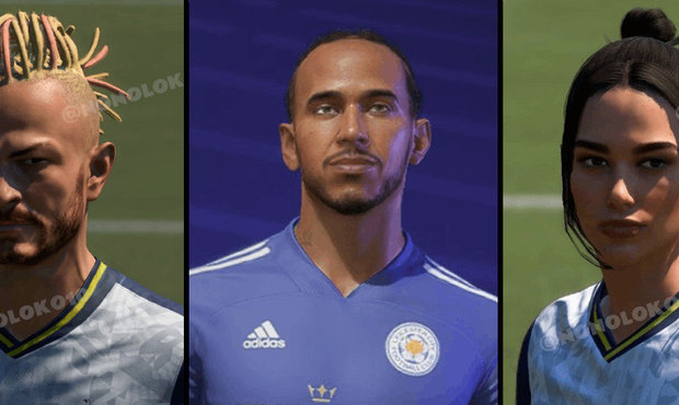 Hamilton, Ricciardo, Dua Lipa. Dočkáme se slavných osobností ve FIFA 21?