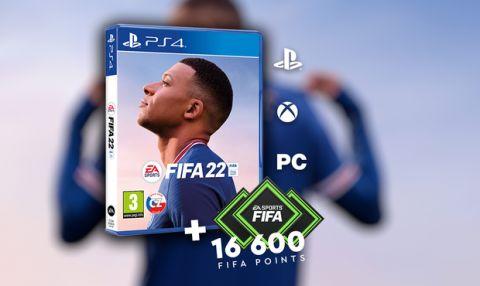 SOUTĚŽ: Vyhraj FIFA 22 a FIFA pointy! Vítěz bude vyhlášen v pátek 1. října