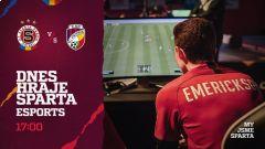 Z trávníku k Playstationu: esportovou bitvu ovládla Plzeň, Spartu porazila 5:3