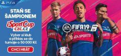 iSport Cup ve FIFA 19: Favorit Johny narazil. V sobotu postoupím, věří