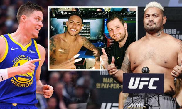 Bijec z UFC, slavný rapper i Neymar. Tyhle hvězdy milují CS:GO