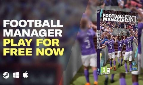 Stahujte Football Manager 2020, v období karantény je aktuálně zcela zdarma!