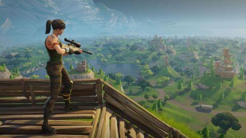Fortnite míří na esport scénu •Foto: Epic Games