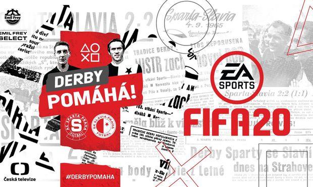 Hložek na plac! Virtuální derby Sparty se Slavií vyvrcholí esportovým soubojem