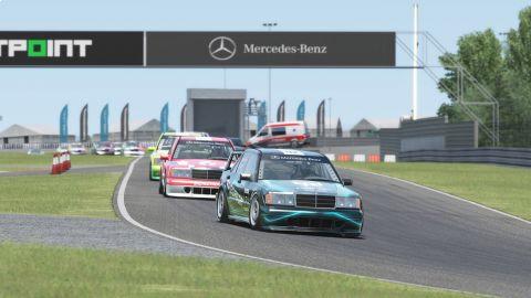 Mercedes-Benz virtual GP •Foto: virtualgp.cz