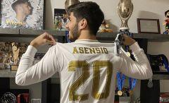 Marco Asensio, hráč Realu Madrid, ovládl charitativní turnaj ve FIFA 20, které se zúčastnily španělské fotbalové kluby. •Foto: Twitter.com