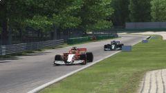 Chlebec zazářil na Monze, ve Virtual GP získal své první vítězství