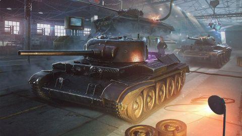 World of Tanks Blitz slaví 5. výročí •Foto: World of Tanks