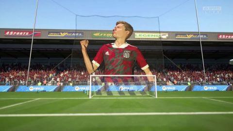 Změny čekají i tifos •Foto: EA Sports