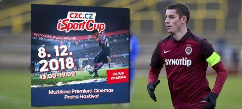 Hostem finále iSport Cupu bude Sparťan Ondřej Zahustel •Foto: koláž iSport.cz