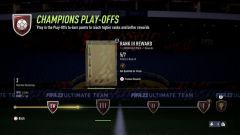 FUT Play off •Foto: EA Sports