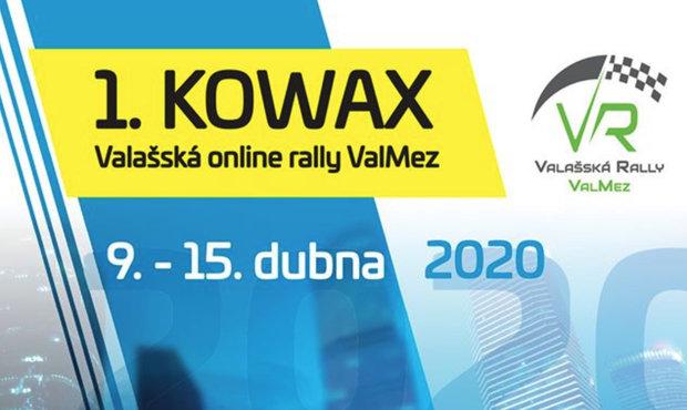Valašská rallye se zatím pojede jako virtuální soutěž