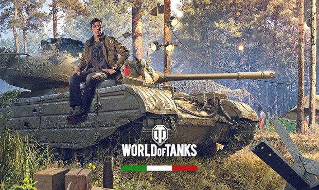 Buffon se pustil do války! Po vyloučení v LM jezdí s tanky
