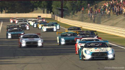 Virtual GP vládne eSuba. Kovačič vítězný i v belgickém Spa-Francorchamps •Foto: Virtual GP