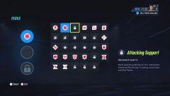 Perky v kariéře FIFA 22 •Foto: EA Sports