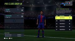 Drop-In zápasy ve FIFA 22 •Foto: EA Sports