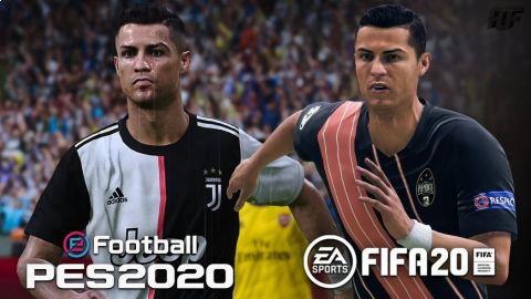 Vrátí se Juventus do FIFA 21? Už nechceme Cristiana Ronalda v Piemonte Calcio •Foto: Konami, EA