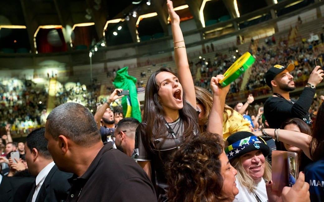 Fanoušci brazilského CS:GO čekají na Major dlouhé roky •Foto: ESL / Carlton Beener