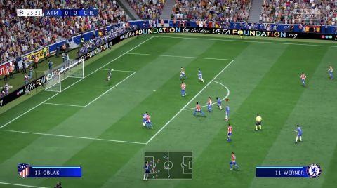 FIFA 22 přijde s řadou vylepšení •Foto: EA Sports