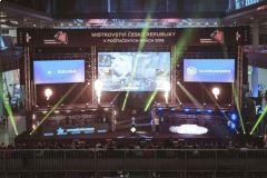 Nejúspěšnějším týmem na MČR v počítačových hrách byla eSuba, ovládla League of Legends