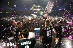 FaZe vyhráli ESL Belo Horizonte 2018 •Foto: ESL