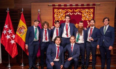 Velká pocta pro českého borce! Jak byl s týmem přijat v Madridu?