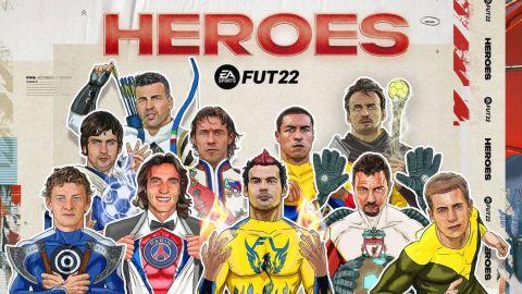 Heroes karty ve FUT •Foto: EA Sports