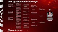 Výsledky LaLiga eSports. •Foto: LaLiga eSports