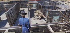 Fallout 76 v rukou vtipálků. Hráč vytvořil zákeřné bludiště s nestvůrou