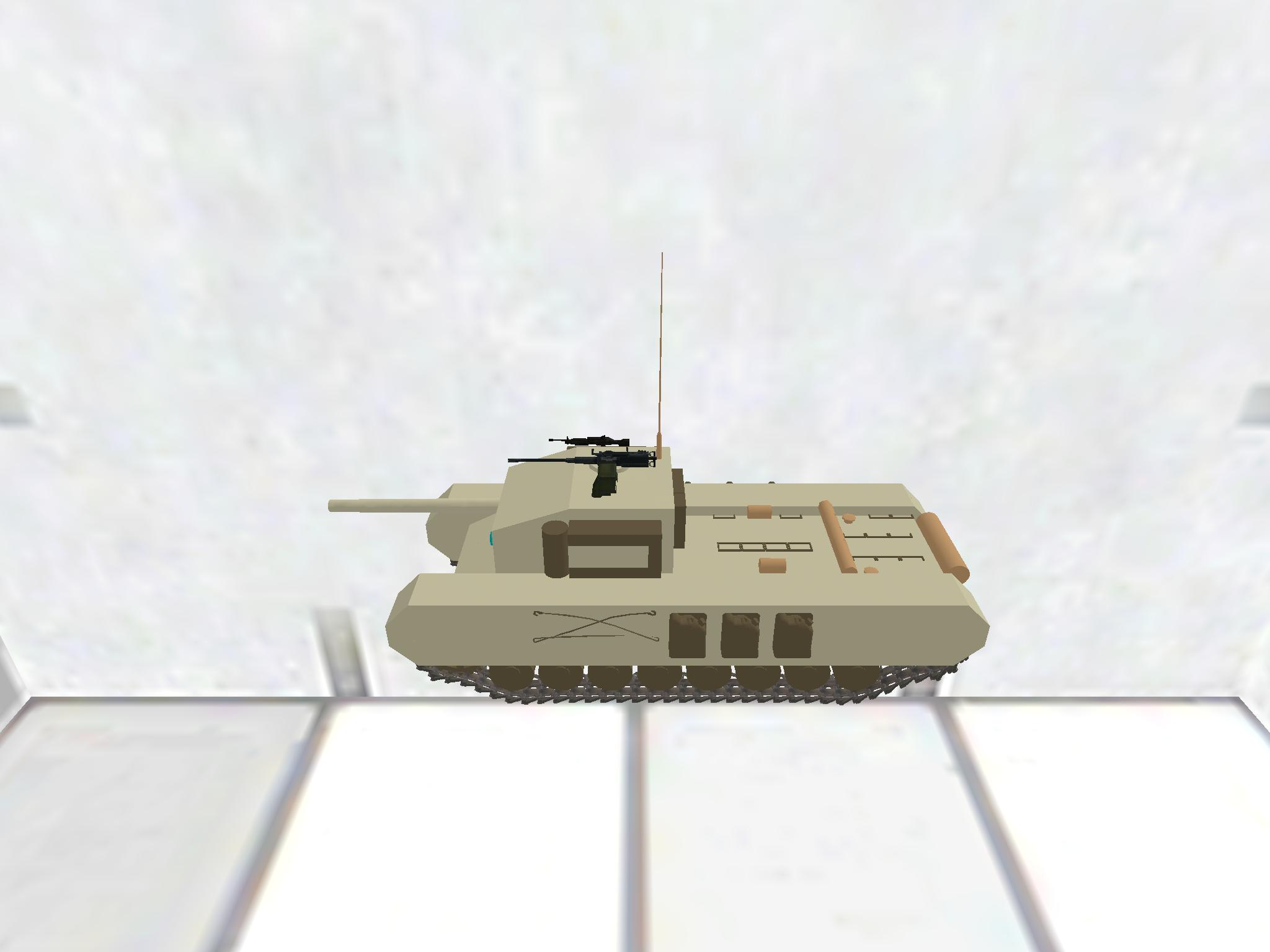 Churchill M2