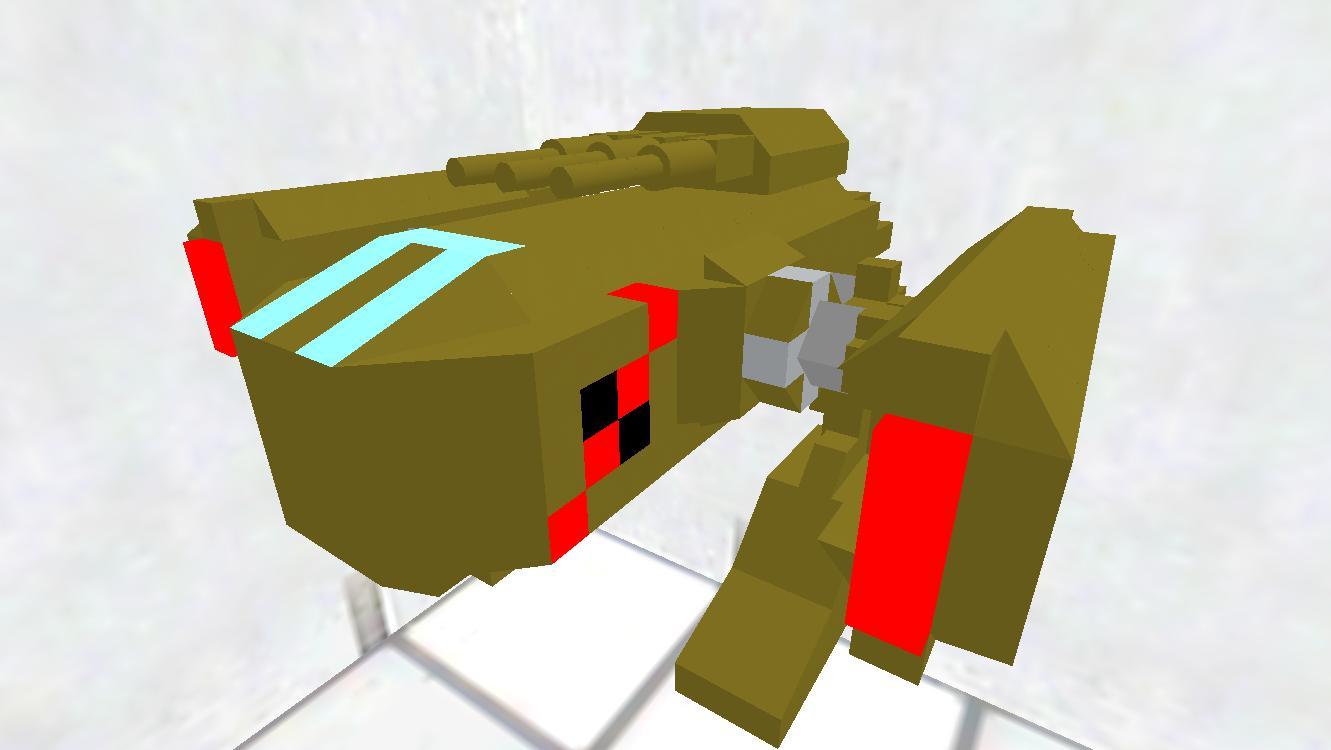DUS -1 デストロイド(復刻版)