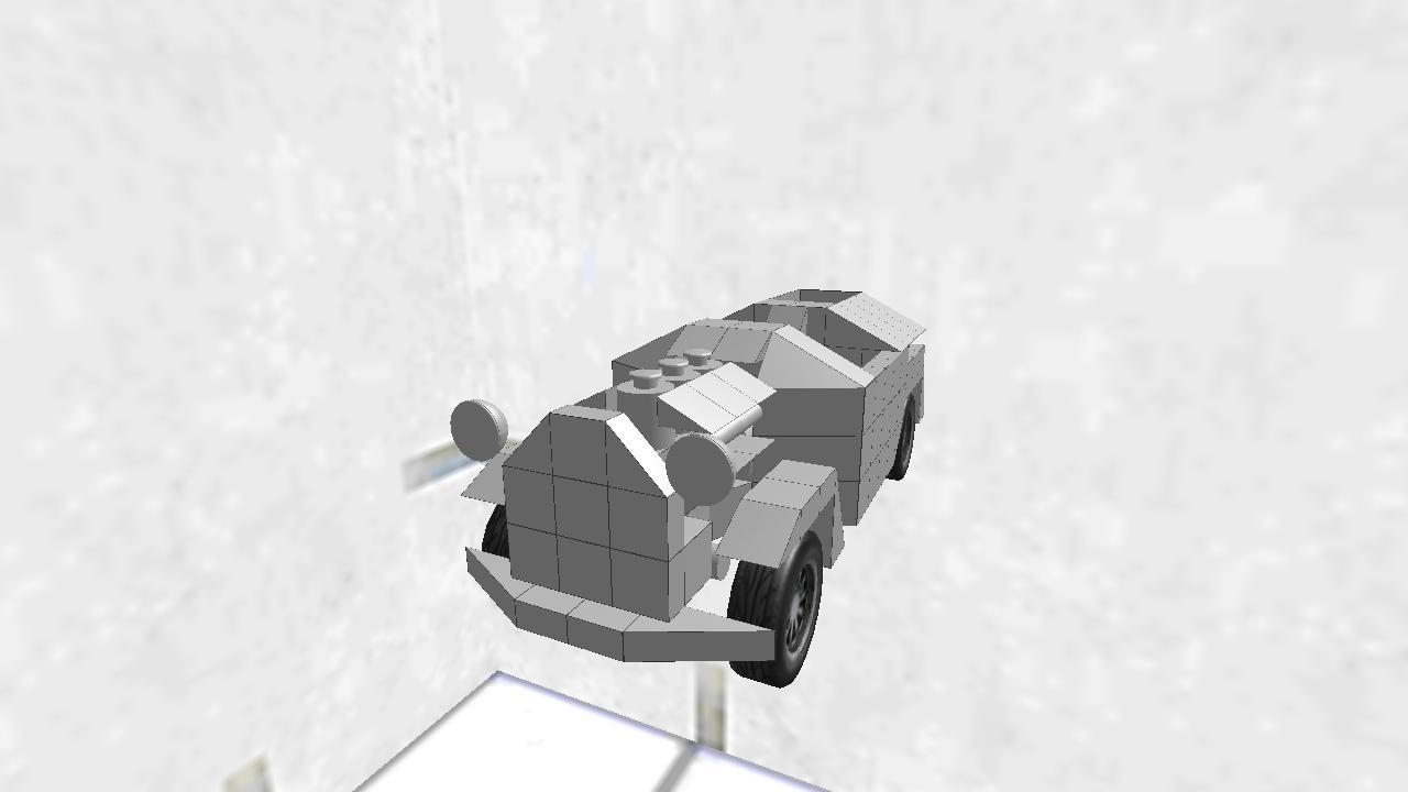 オリジナルレトロカー