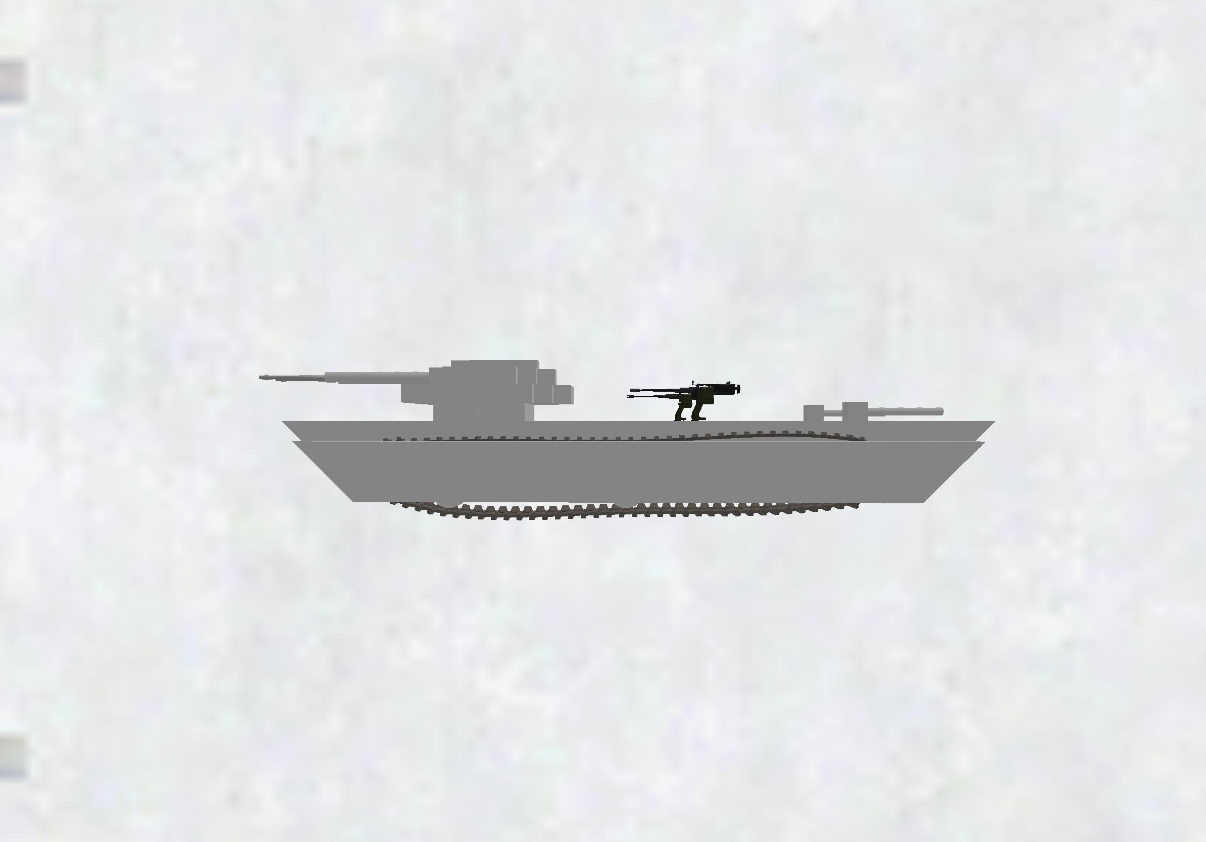 P 1000 landcruiser ratte