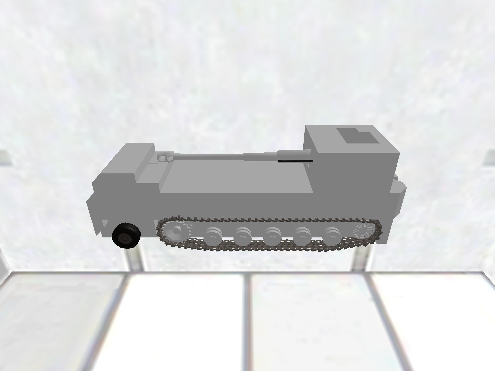 改造対戦車トラック