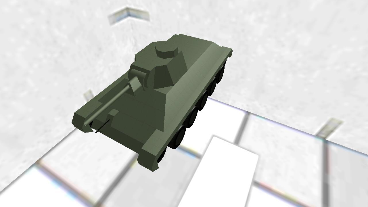 中戦車型 車輌