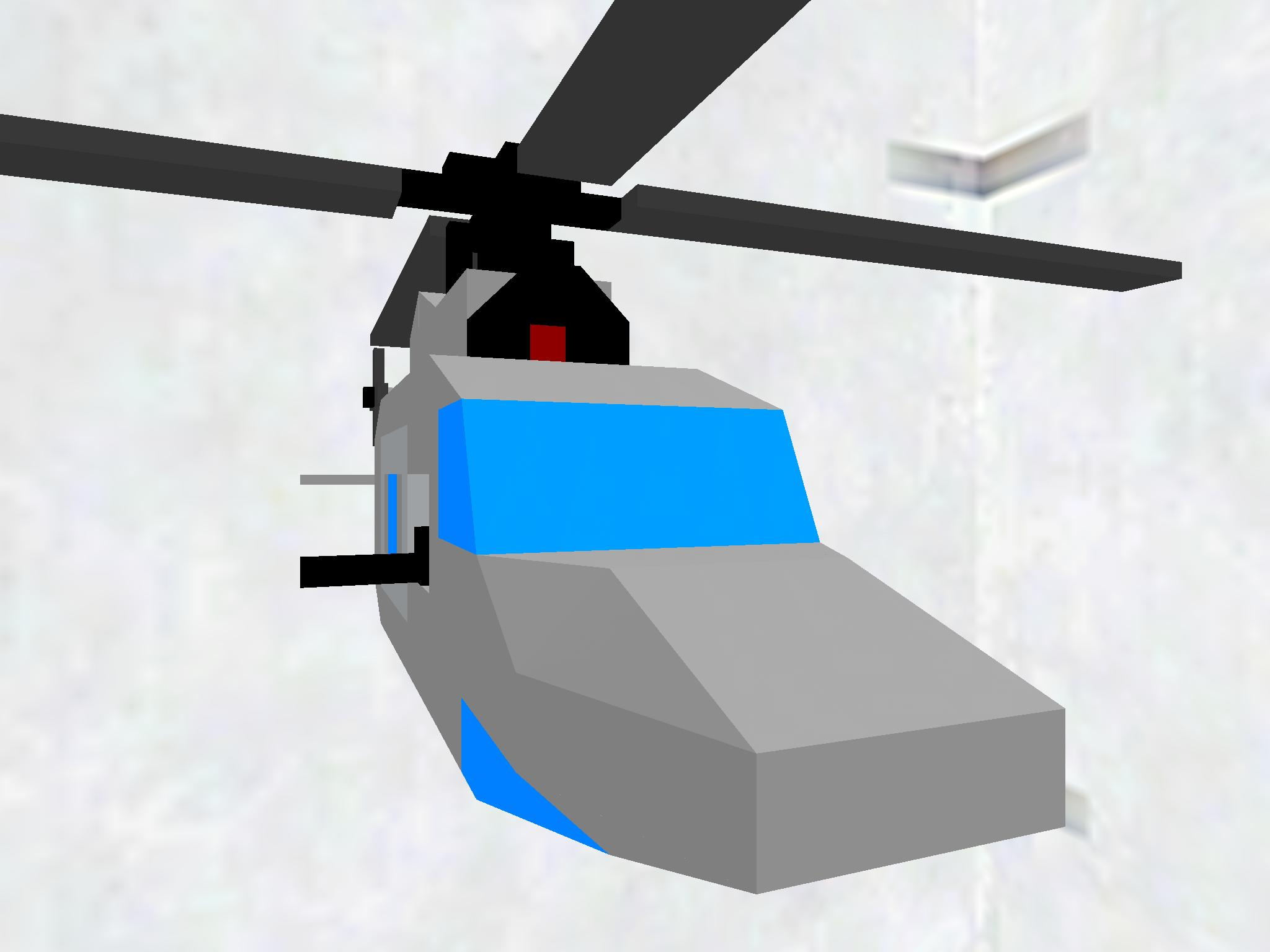 XUH-2A  フライングカーゴ2