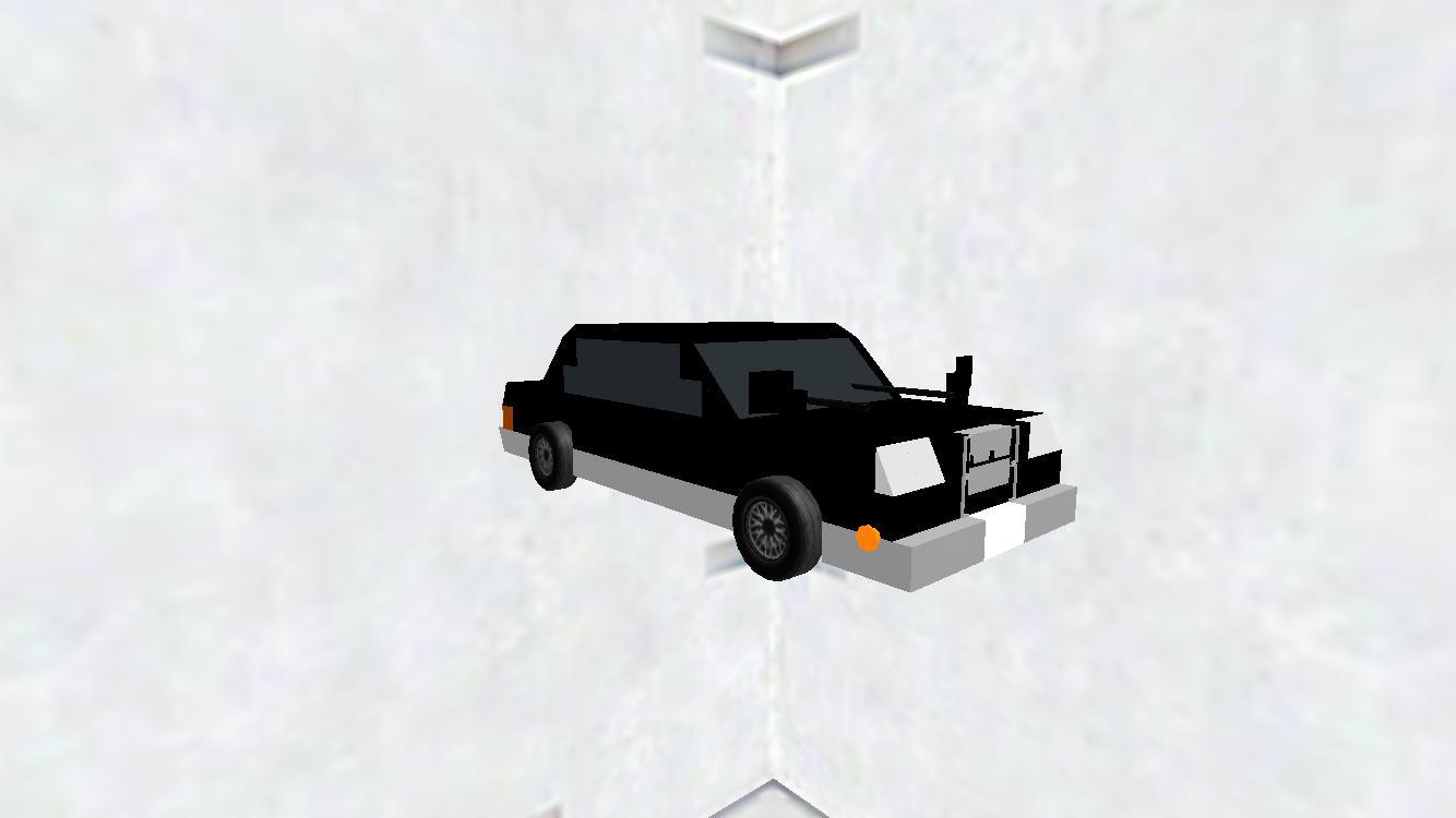Luxury Sedan初心者