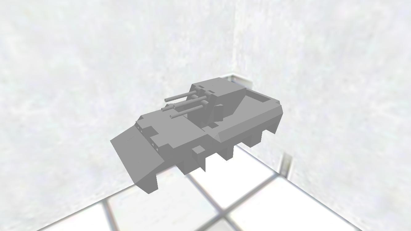 20mm対空機関砲トラック 格安版
