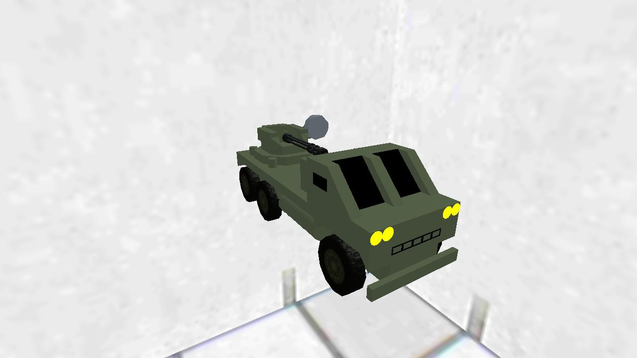 MPUV anti aircraft