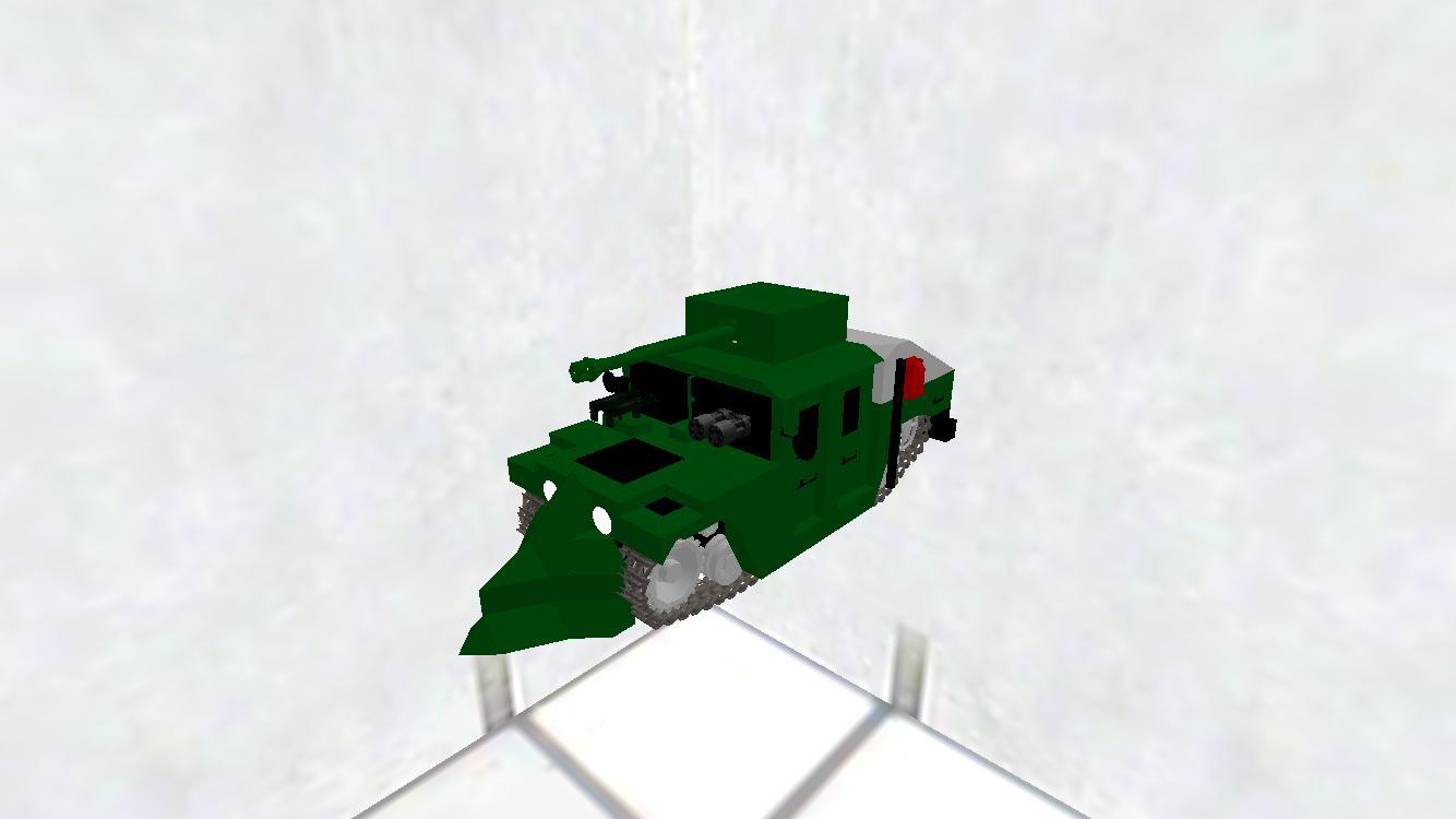 Tank Hunvee