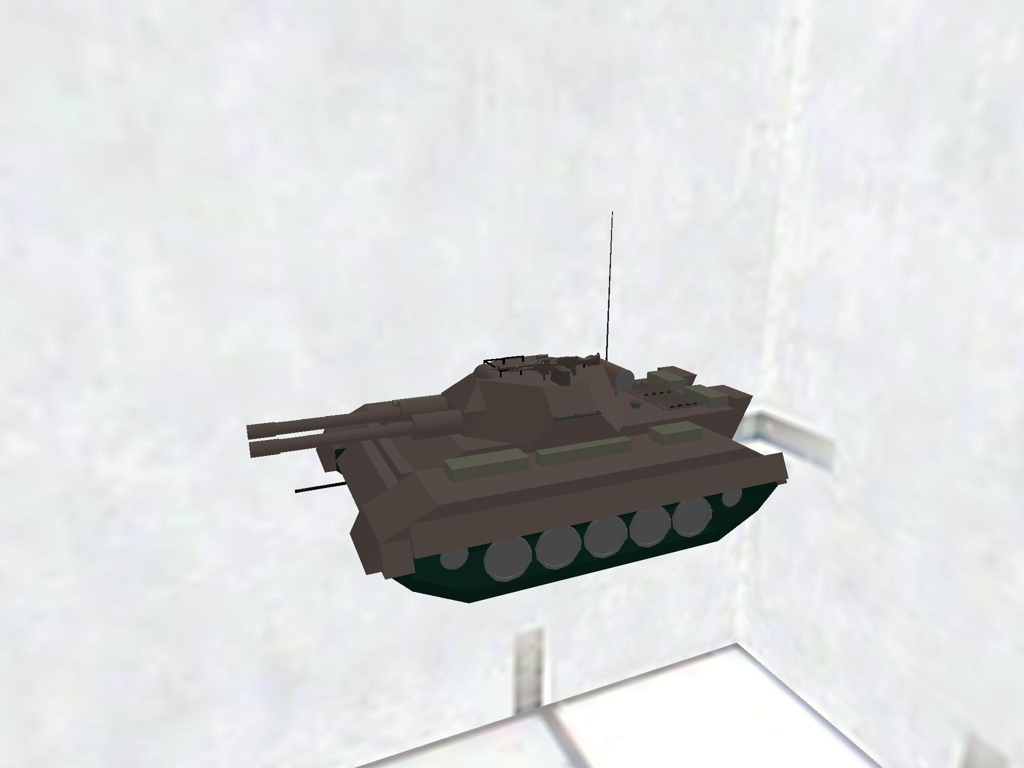 Total Apocalypse tank