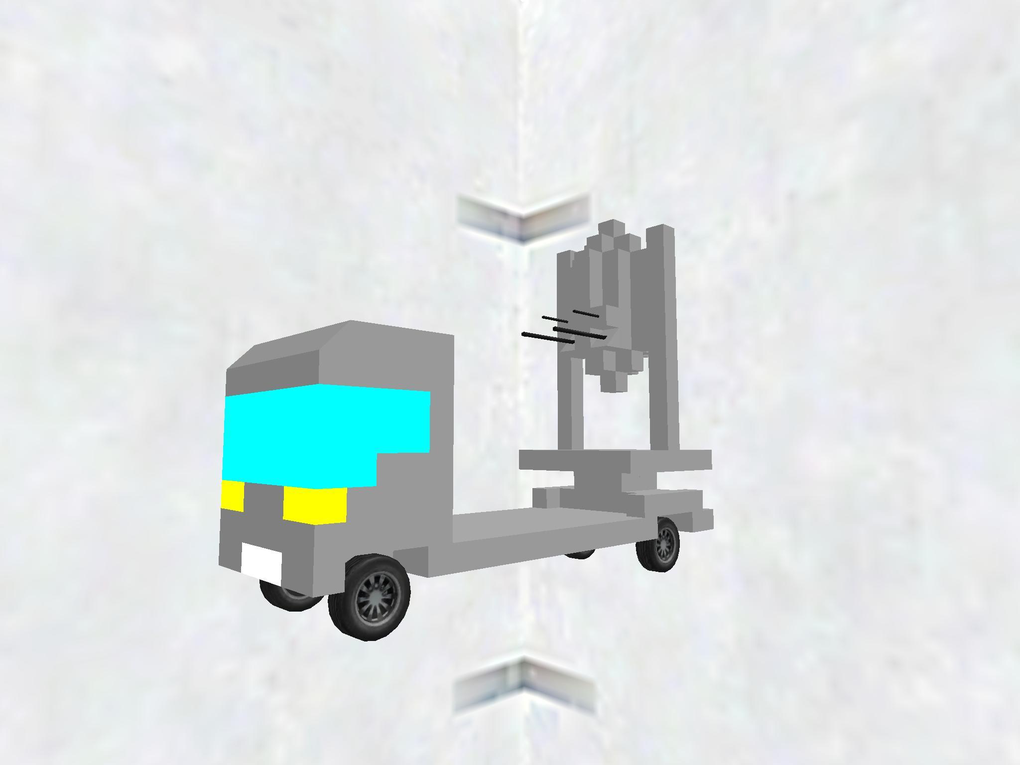 対空トラック