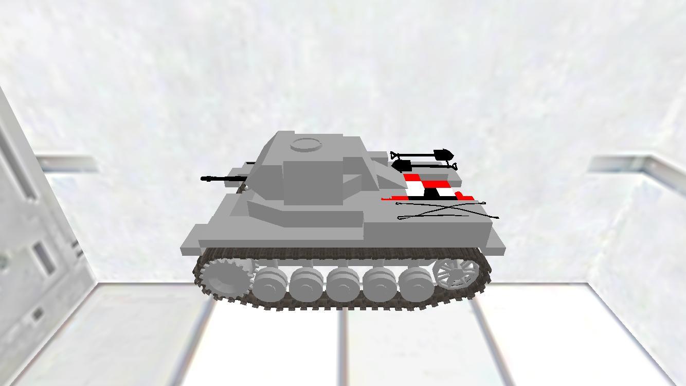 PazerkampfwargenⅡ Ausf F