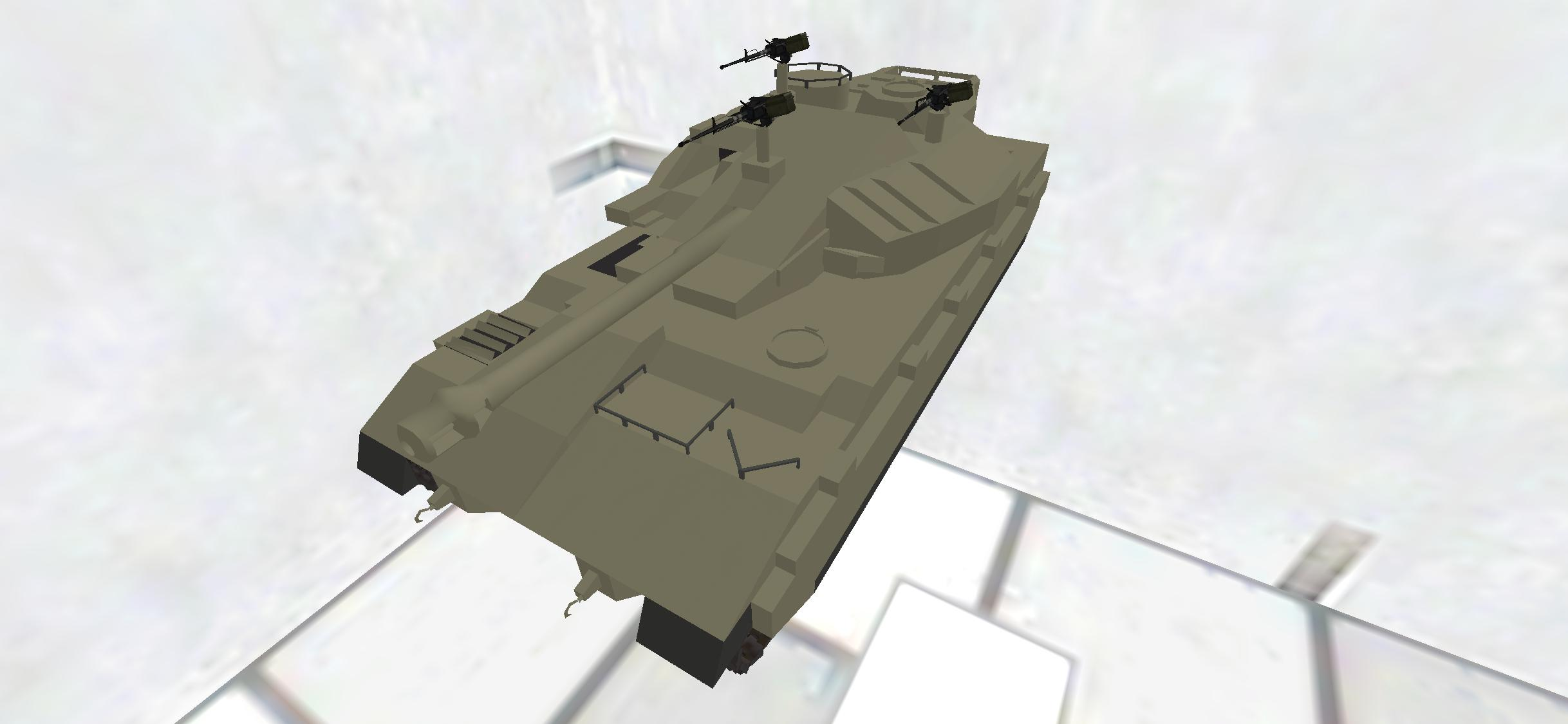 Merkava Mk.III [High Power]