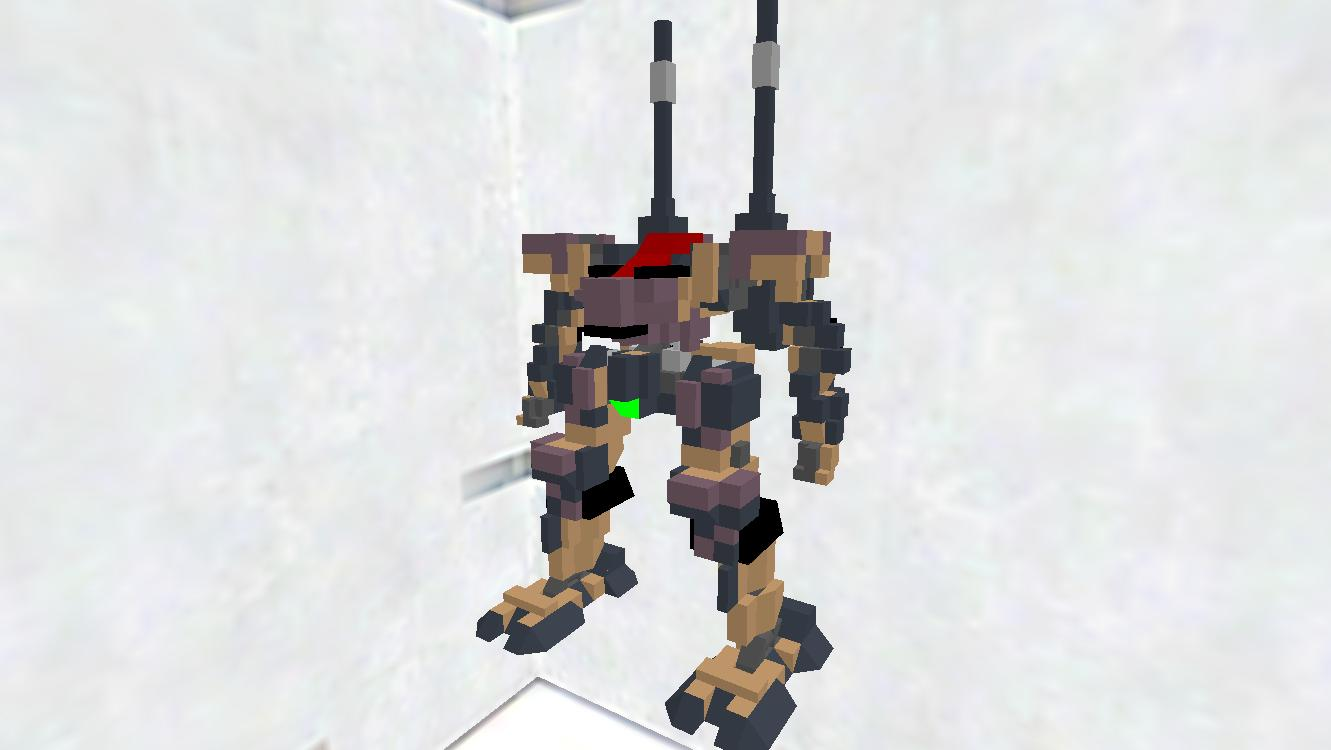 TE–01 EHL岩地