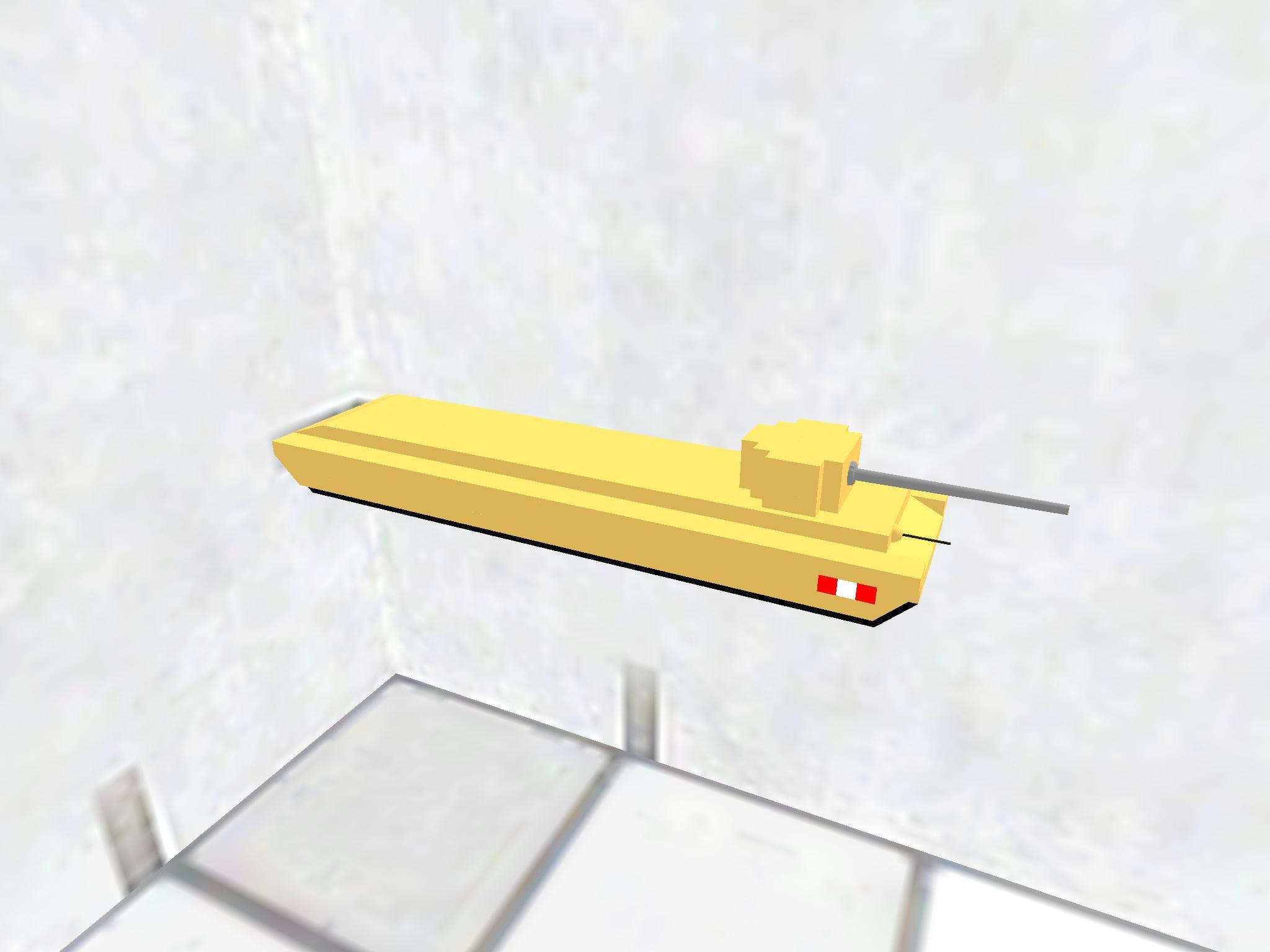 Tog II Heavy Tank