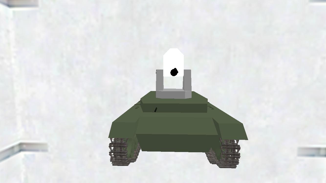 Pz.Kpfw.IV(mini gun turret)