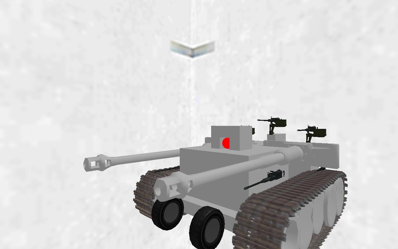 優しい戦車