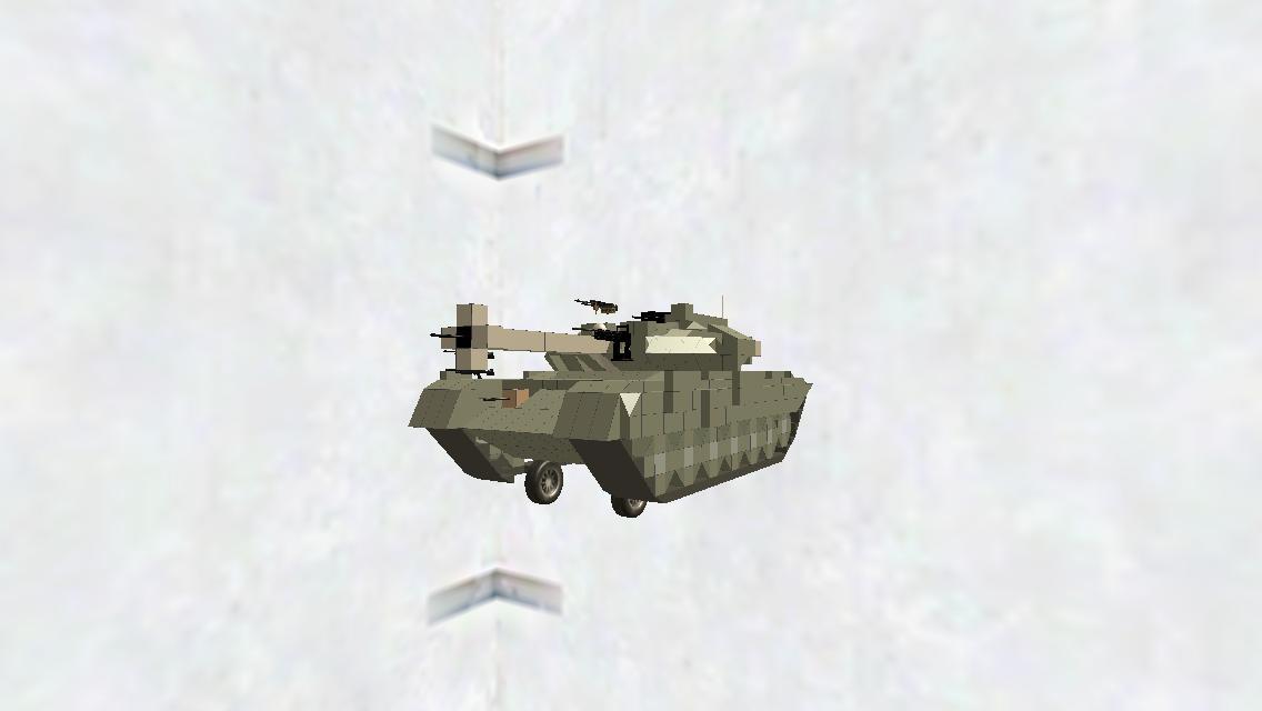 T-90A  たてくん