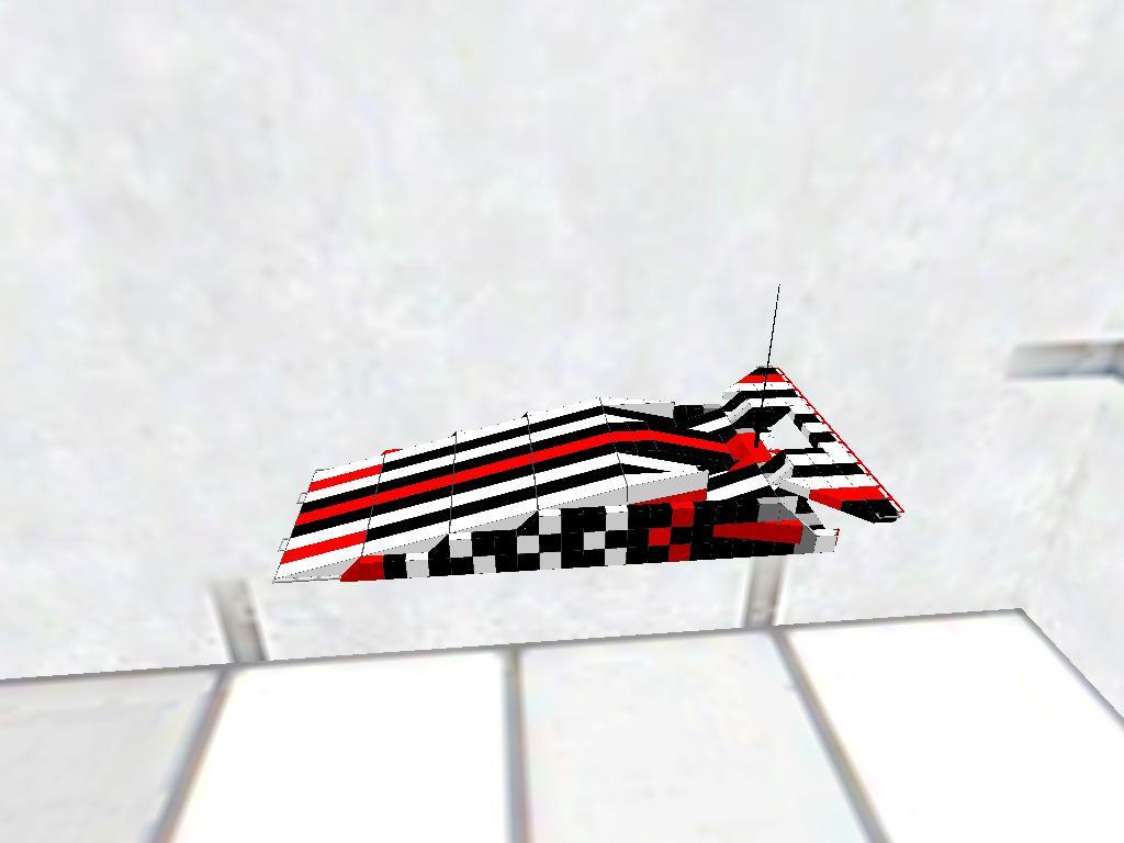 Tango-niner Rocket car